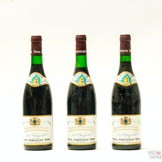 1985 Hermitage La Chapelle, Paul Jaboulet Aine, 3 x 75cl bottles
