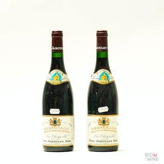 1987 Hermitage La Chapelle, Paul Jaboulet Aine, 2 x 75cl bottles
