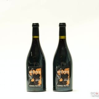 2009 Cote Rotie Terres Roties, Jean-Paul Brun, 2 x 75cl bottles, 2009