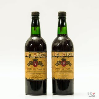 1962 Quinta do Noval Late Bottled Port, 2 x 75cl bottles, 1962 Quinta