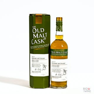 1983 Old Malt Cask 25 Years Old, 1 x 70cl bottle, 1983 Old Malt Cask