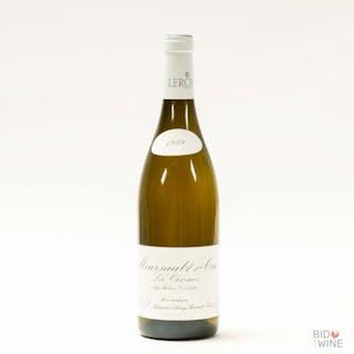 1999 Meursault, 1er Cru Les Charmes, Domaine Leroy, 5 x 75cl bottles