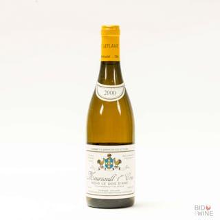 2000 Meursault 1er Cru Sous Le Dos d'Ane, Domaine Leflaive, 6 x 75cl