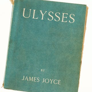 Joyce (James) Ulysses, tenth edition, 1928. Joyce (James), Ulysses
