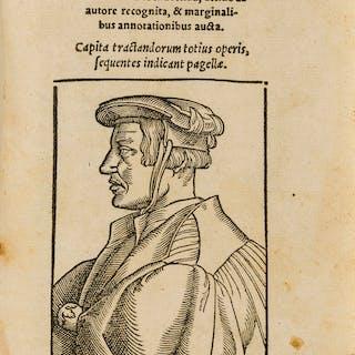 Agrippa (Henricus Cornelius) De Incertitudine et Vanitate Scientiarum