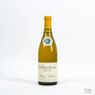 1992 Criots Batard Montrachet, Louis Latour, 1 bottle of 75cl.
