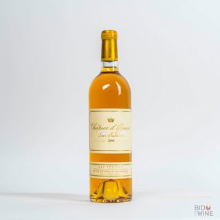 2000 Yquem, 1 bottle of 75cl.
