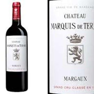 2011 Marquis de Terme, 12 bottles of 75cl, IN BOND (alcohol: 13%).