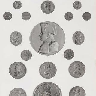 Numismatics.- Medals.- Edwards (Edward, editor) The Napoleon Medals:
