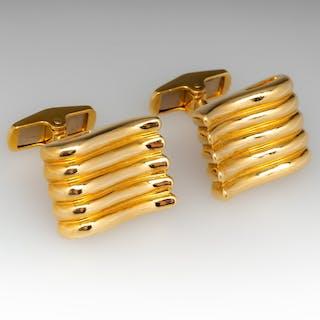 9415c17eddc7 Gold cufflinks – Auction – All auctions on Barnebys.com