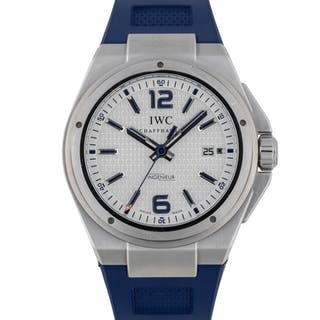 IWC | INGENIEUR EDITION PLASTIKI, REF 323608 LIMITED EDITION STAINLESS