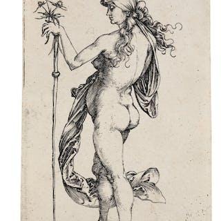 ALBRECHT DÜRER | THE LITTLE FORTUNE (B. 78; M., HOLL. 71)