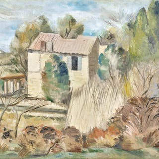 PAUL NASH | THE FRENCH FARM