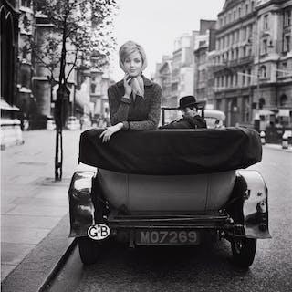 GEORGES DAMBIER | LUCINDA LONDRES, 1959