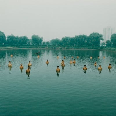 ZHANG HUAN | 'TO RAISE THE WATER LEVEL IN A FISHPOND'