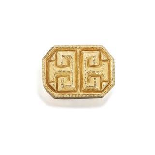 GOLD RING, DAVID WEBB