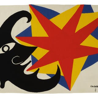 AFTER ALEXANDER CALDER | LE PROFIL QUI DISPARAIT