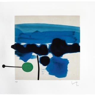 VICTOR PASMORE | THE PASSION FLOWER (LYNTON G.36)