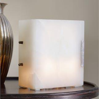 PIERRE CHAREAU | TABLE LAMP, MODEL NO. LP625