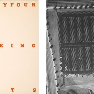 ED RUSCHA | THIRTYFOUR PARKING LOTS IN LOS ANGELES