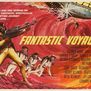 FANTASTIC VOYAGE (1966) POSTER, BRITISH