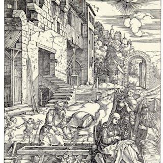 ALBRECHT DÜRER | THE HOLY FAMILY IN EGYPT (B. 90; M., HOLL. 202)