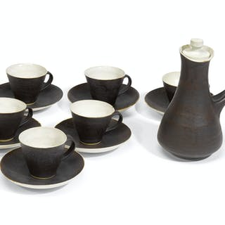 DAME LUCIE RIE | COFFEE SERVICE