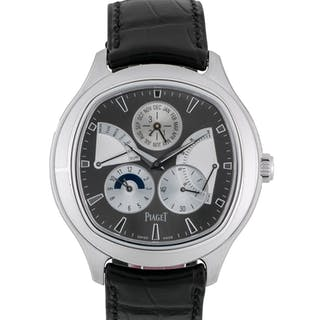 PIAGET | EMPERADOR, REF P10533 LIMITED EDITION WHITE GOLD PERPETUAL