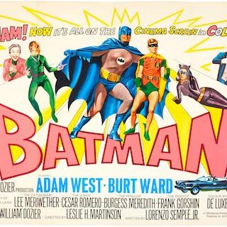 BATMAN (1966) POSTER, BRITISH