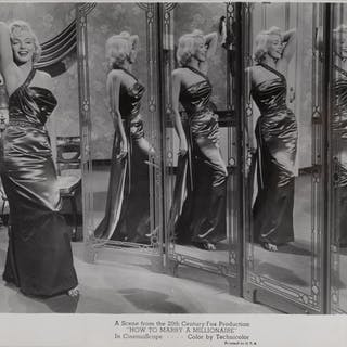 HOW TO MARRY A MILLIONAIRE (1953) ORIGINAL PRODUCTION STILL, US