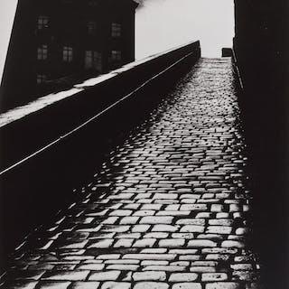 BILL BRANDT  | A SNICKET IN HALIFAX, 1937