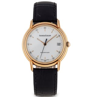JAEGER-LECOULTRE | ODYSSEUS, REF 165.7.89 S YELLOW GOLD WRISTWATCH