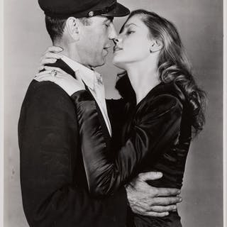 TO HAVE AND HAVE NOT (1944) ORIGINAL PRODUCTION STILL, US