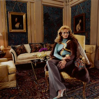 STEVEN MEISEL | UNTITLED XIII (FROM FOUR DAYS IN L. A., THE VERSACE PICTURES)