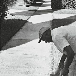 HENRI CARTIER-BRESSON | SCENE IN THE AMERICAN SOUTH