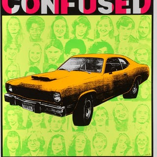 DAZED AND CONFUSED (1993) POSTER, US