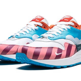 NIKE | AIR MAX 1 PARRA F AND F | FRIENDS & FAMILY | SIZE 8.5