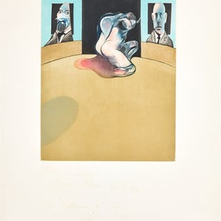 FRANCIS BACON | TRIPTYCH (S. 4)