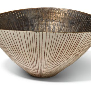 DAME LUCIE RIE | OVAL BOWL
