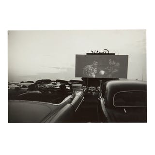 ROBERT FRANK | 'DETROIT' (DRIVE-IN MOVIE)