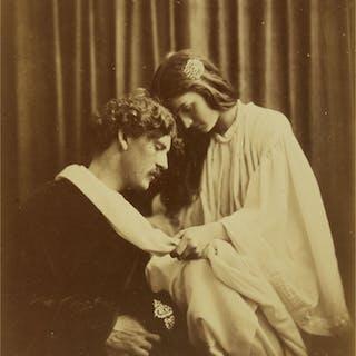JULIA MARGARET CAMERON | BROWNING'S SORDELLO (HENRY JOHN STEDMAN COTTON