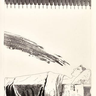 DAVID HOCKNEY | ILLUSTRATIONS FOR SIX FAIRY TALES FROM THE BROTHERS