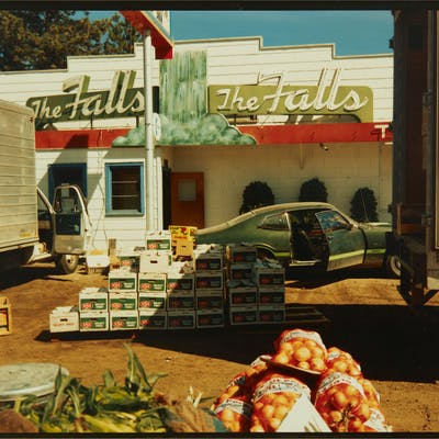 Stephen Shore U S Route 10 Post Falls Idaho August 25 1974 Barnebys