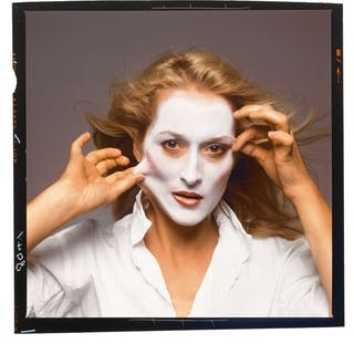 ANNIE LEIBOVITZ | MERYL STREEP, NEW YORK CITY