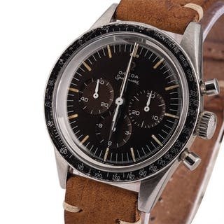 OMEGA | Speedmaster, Ref. 2998-1, A Stainless Steel Chronograph Wristwatch