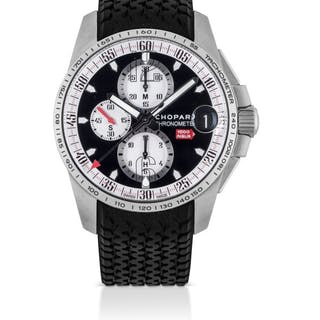 CHOPARD | MILLE MIGLIA GTXL, REF 8459 LIMITED EDITION STAINLESS STEEL