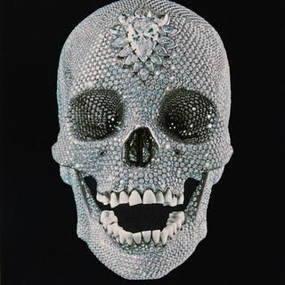 DAMIEN HIRST | FOR THE LOVE OF GOD, BELIEVE