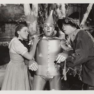 THE WIZARD OF OZ (1939) ORIGINAL PRODUCTION STILL, US