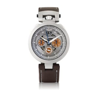 BOVET   CAMBIANO PININFARINA, REF CHPIN010-06 LIMITED EDITION STAINLESS