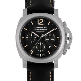 PANERAI | LUMINOR DAYLIGHT, REF PAM00356 LIMITED EDITION STAINLESS